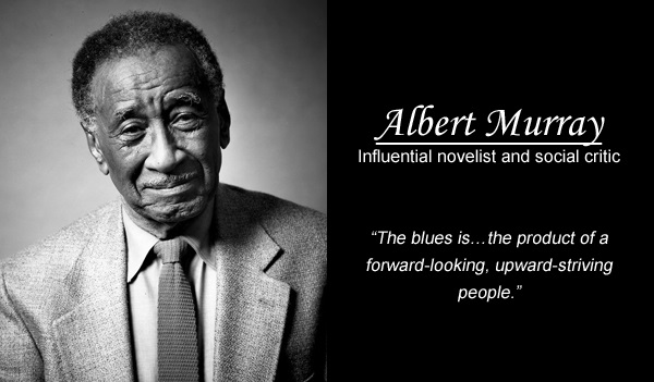 Albert Murray Photo and Quote